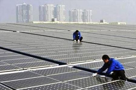 Fotovoltaico, mercato triplicato in Cina nella prima metà del 2016